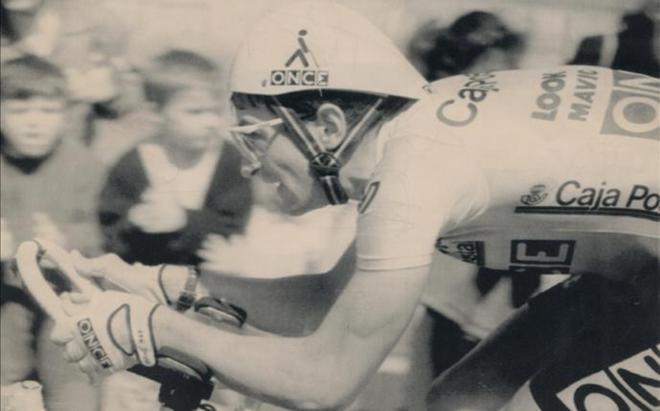 Mauri Vuelta a España 1991