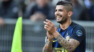 Ever Banega puede regresar al Sevilla tras un año en el Inter de Milán