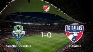 El Seattle Sounders gana 1-0 contra el FC Dallas y se clasifica para las finales de Conferencia