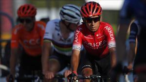 Nairo Quintana ya piensa en triunfar en el Tour 2021