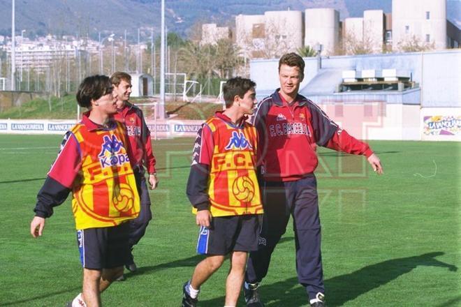 13.Xavi Hernández 1998
