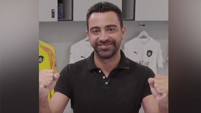El llamamiento de Xavi a su afición para el Mundial de Clubes