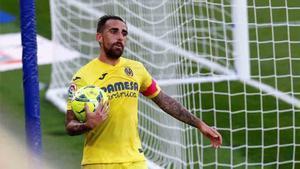 Paco Alcácer continúa sin estar disponible para Emery