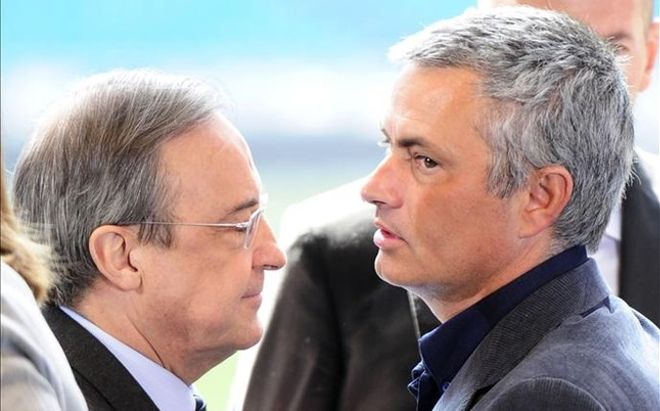 Mourinho irá a la guerra contra el Madrid