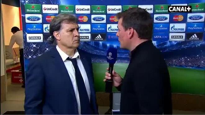 Tata: No nos interesaba que Messi participara mucho