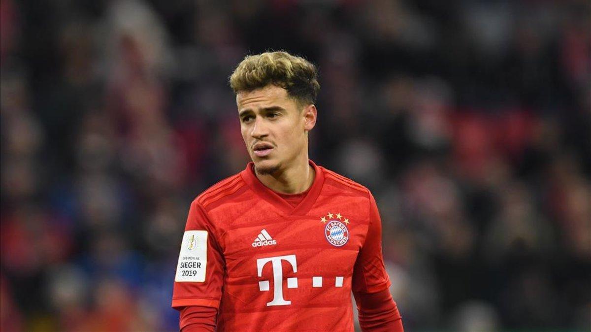 Coutinho no seguirá en el Bayern. El equipo bávaro no ha hecho efectiva la opción de compra que tenía sobre el brasileño por valor de 120 millones