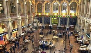 El Ibex 35 sube casi un 4% aupada por el ascenso del Wall Street