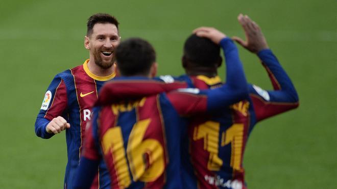 El 1x1 del Barça ante el Sevilla