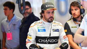 Fernando Alonso no asistirá en la presentación de Alpine
