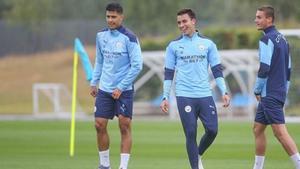 Eric García está de vuelta con el Manchester City