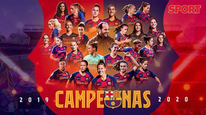 Campeonas de Liga
