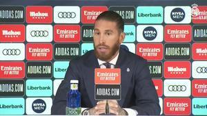 Ramos desvela su versión: Acepto la oferta y me dicen que ha caducado