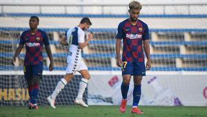 El Barça B se quedó a las puertas de Segunda