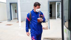 Así ha sido el viaje del FC Barcelona a Sevilla
