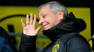 La manita del Stuttgart al Dortmund le costó el puesto a Favre