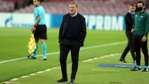 Koeman: ¿Por qué el VAR solo se utiliza en contra del Barça?