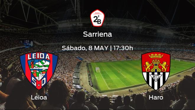Previa del partido de la jornada 6: Leioa contra Haro Deportivo