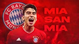 Marc, la roca del Bayern