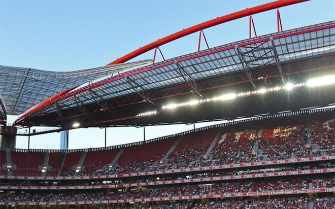 El Estadio Da Luz