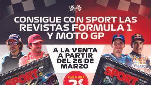 SPORT te ofrece la revista de MotoGP y la revista de F1 2021