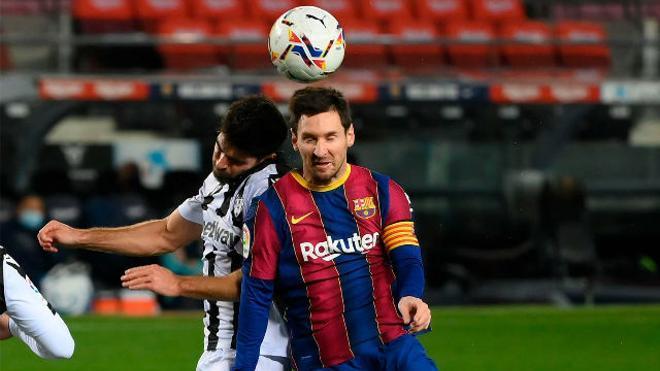 Las notas del Barça - Levante
