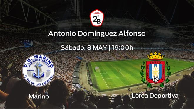 Previa del encuentro: el Marino recibe al Lorca Deportiva