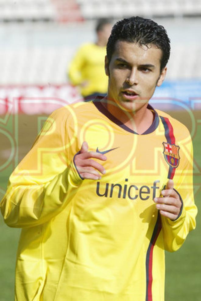 18.Pedro Rodríguez 2008 - 09