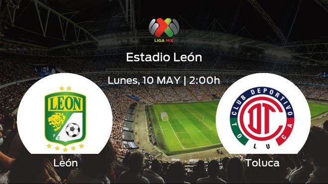 Previa del partido: el León y el Toluca se enfrentan en su primer choque en la Liga MX de Clausura