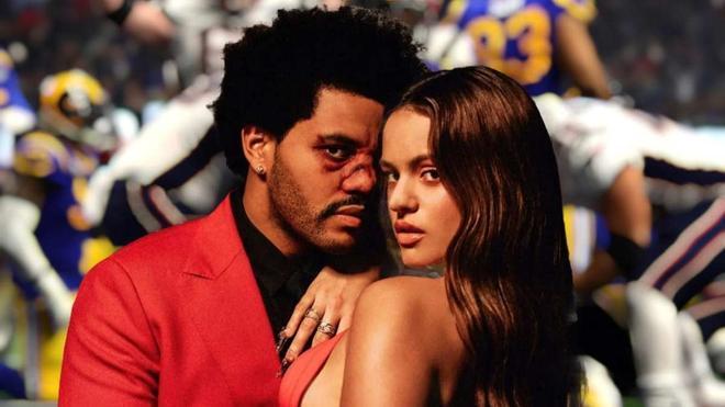The Weeknd y Rosalía, protagonistas en el Super Bowl
