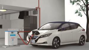 Nissan facilita la carga del vehículo eléctrico