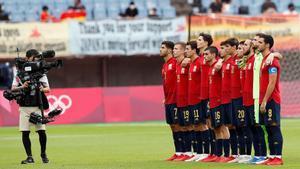 España pone rumbo a Tokio y se entrenará en la Villa Olímpica