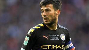 David Silva acabará el curso con el Manchester City