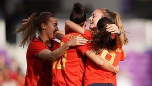 Nueve azulgranas en la convocatoria con la selección para sellar la clasificación a la Eurocopa