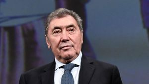 Merckx no se mordió la lengua