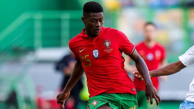 Nuno Mendes, jugador a seguir en Portugal