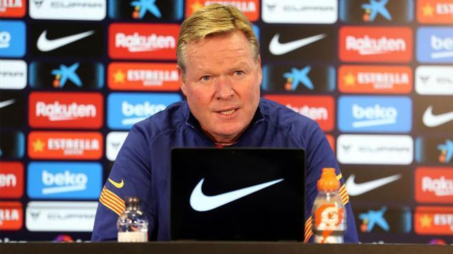 Koeman: Valencia no será el mejor recuerdo de mi carrera como entrenador