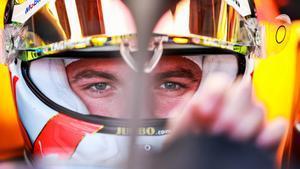 Verstappen, actual líder del Mundial