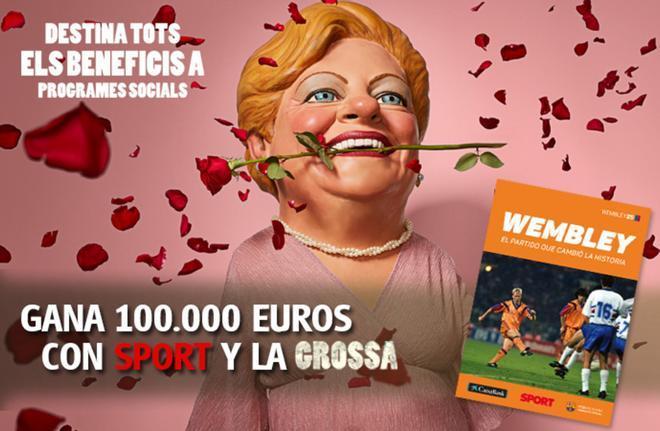 Gana 100.000 euros con SPORT y La Grossa