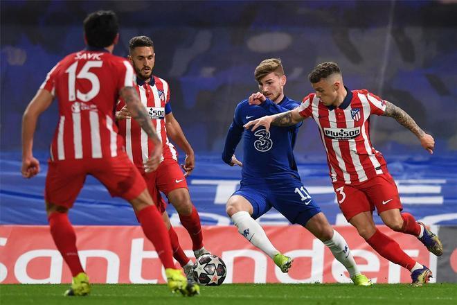 El Atlético también cae en octavos: el resumen de la nueva derrota ante el Chelsea