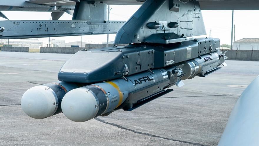 El ejército estadounidense esta probando armas colaborativas