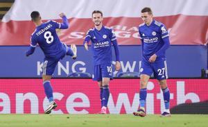 El resumen de la victoria del Leicester al Southampton