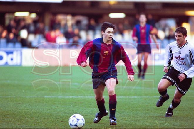 15. Andrés Iniesta 2000-01