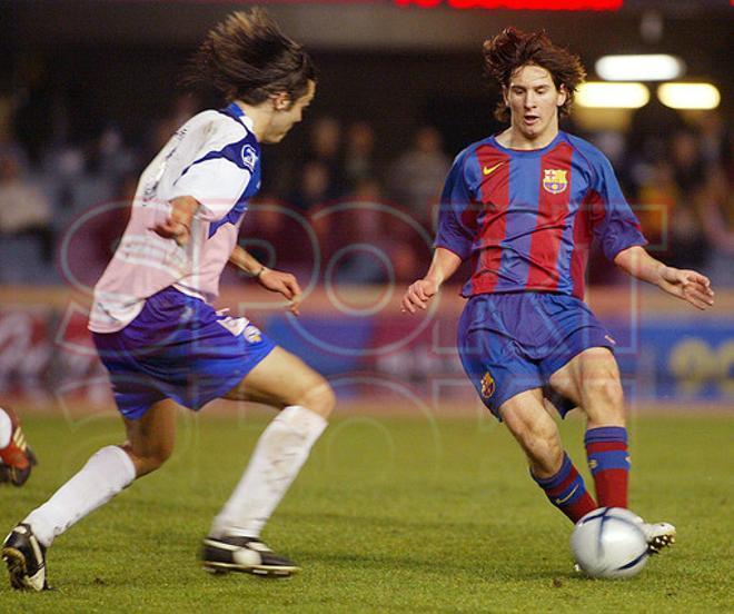 20.Leo Messi 2004-2005