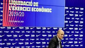 Jordi Moix, ex vicepresidente económico del Barça