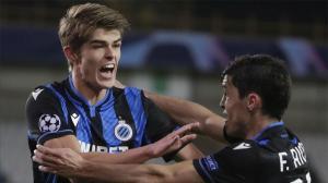 El gol de Charles De Keteleare ante el Zenit