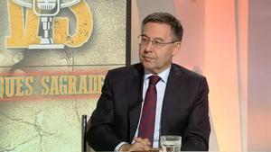 Josep Maria Bartomeu, expresidente del FC Barcelona
