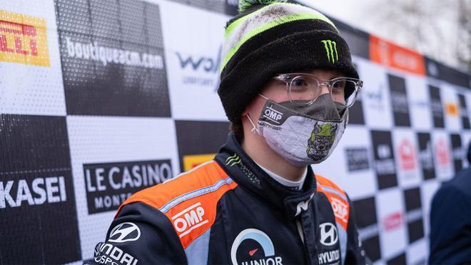 Oliver Solberg debutará en el WRC con solo 19 años