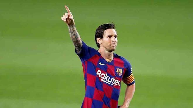 Messi ya ha llegado a la cifra de los 700 goles