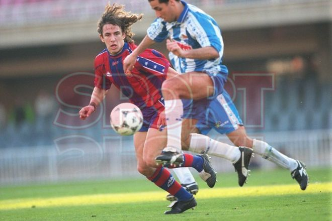 8.Carles Puyol 1997-98