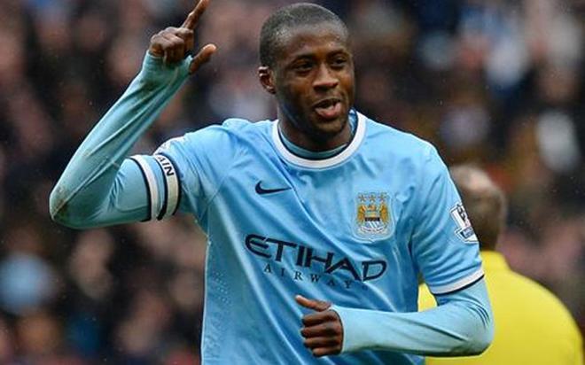 Yaya Touré se marchó del Barça para firmar por el Manchester City en 2010